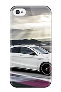 New Style Case Cover TtwsjNj13028QXqIk Mercedes Cla 17 Compatible With Iphone 4/4s Protection Case