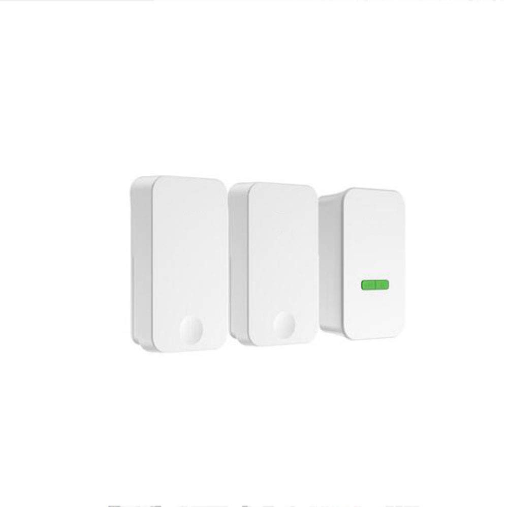 Smart wireless doorbell home self-generation without battery villa wall electronic remote doorbell