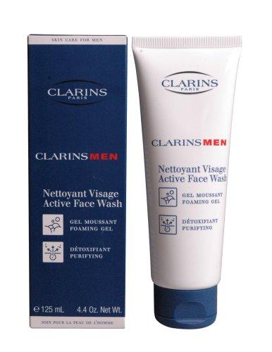 ClarinsMen Active Face Wash (Men Face Wash Active)