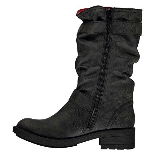 Rocket Dog Women's Boots Black N0OKLzclp