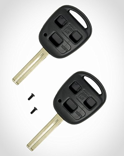 2pcs-lexus-replacement-key-fob-shell-case-cover-smart-keyless-entry-remote-blank-key-for-lexus-es-gs