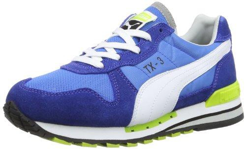 Puma TX-3 Unisex-Erwachsene Sneakers Blau (Monaco Blue-glacier Gray 71)
