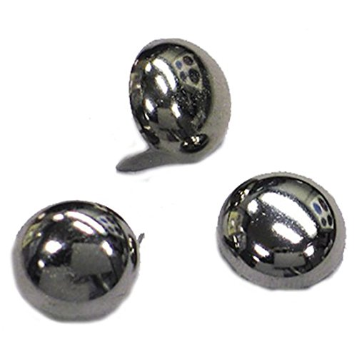 Studs Motorcycle - Mustang Chrome Studs 20 pack 78079