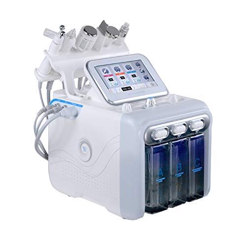 Alladin Hydrogen oxygen small bubble hydrofacial 6 in 1 multifunction skin cleaner by Unknown