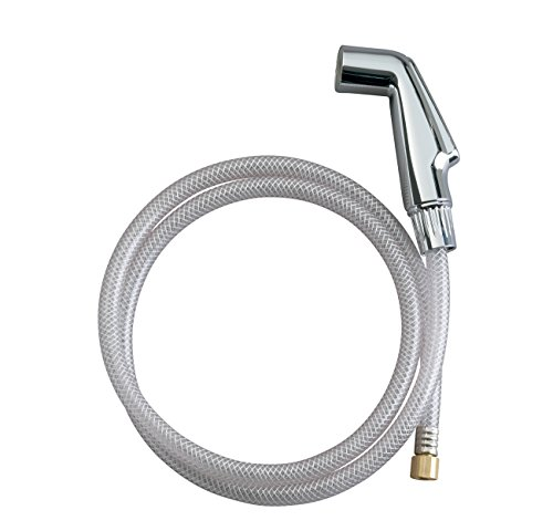 KOHLER GENUINE PART GP1021724-CP KITCHEN FAUCET SIDE SPRAY WITH HOSE