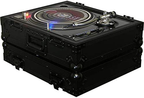 Odyssey FZ 1200 Bl Flight Case Duro para contenere 1 Tocadiscos ...