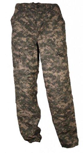 Acu Digital Camo Combat Pants - 7