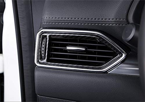 Yueng ABS Klimaanlage Luftauslass Dekoration Rahmen Trim f/ür CX5 Zweite Generation 2017 2018 2-Pack