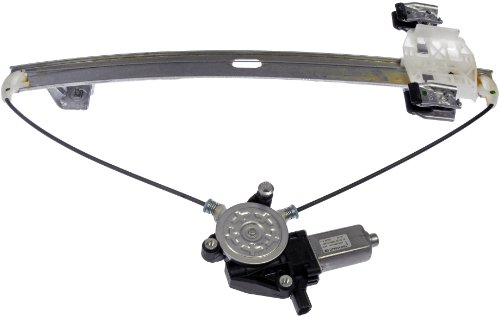 Dorman 751-261 Rear Passenger Side Power Window Regulator and Motor Assembly for Select ford Models