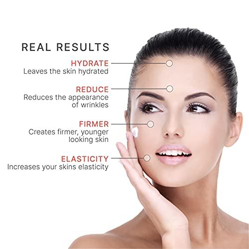 Anti-Aging Retinol Night Face Moisturizer | Little Victory | 2.1 Fl Oz Facial Tightening Cream | 2.5% Retinol, Collagen, Hyaluronic Acid Vegan Skin Care | Animal Cruelty-Free | Made in The U.K