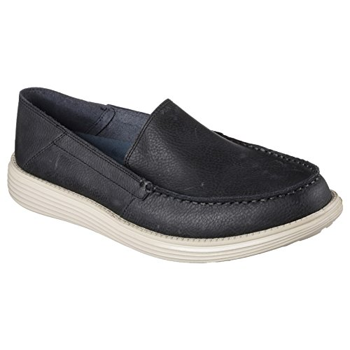 65505BLK Skechers Bresson 65505BLK Bresson Mocassino Skechers Black Mocassino Black Bresson Skechers Black vxTq4wAO