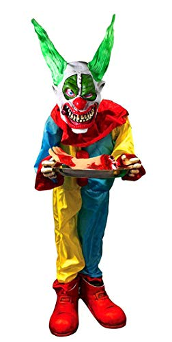 Big Boss Clown Mask - Scary Clown Mask - Evil Scary