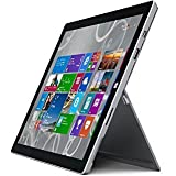 Microsoft Surface Pro 3 12-Inch Tablet (Intel i5-4300U 1.9GHz,256 GB, 8GB RAM, 5MP Camera, Media Card Reader, Windows 8.1 Pro) (Certified Refurbished)