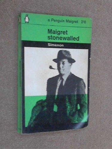Maigret Stonewalled