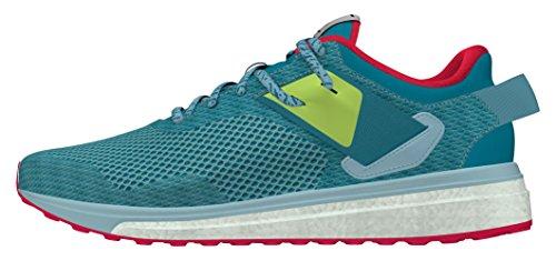 adidas Response 3 W, Zapatillas de Running Para Mujer Azul (Azuhie / Azuhie / Azuvap)