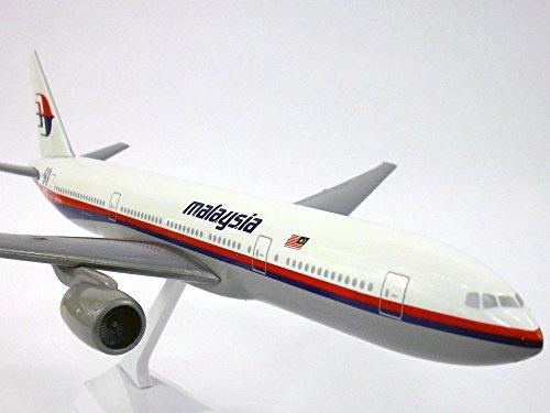 Malaysia 50th Ann. 777-200 1:200 ()