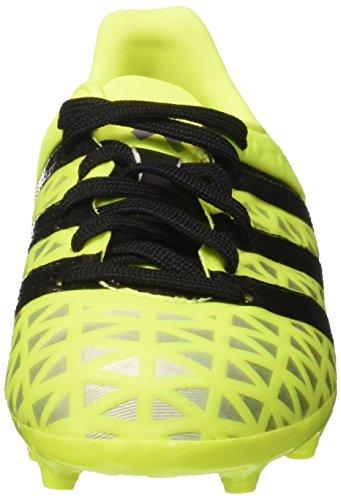 adidas Ace 16.1 Fg J, Botas de Fútbol para Niños Amarillo (Amasol / Negbas / Plamet)