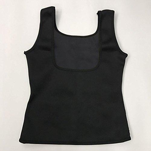Your Supermart Neoprene Sexy Women Body Shaper Trainer Cincher Slim Waist Vest Shirt
