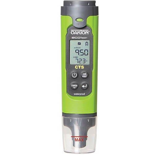 Oakton WD-35462-11 EcoTestr CTS Pocket Conductivity, Salinity, and TDS Meter