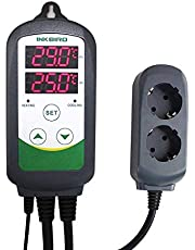 Inkbird ITC-308 temperatuurregelaar & IHC-200 vochtigheidsregelaar & IBS-TH1 thermometer en hygrometer Smart Sensor