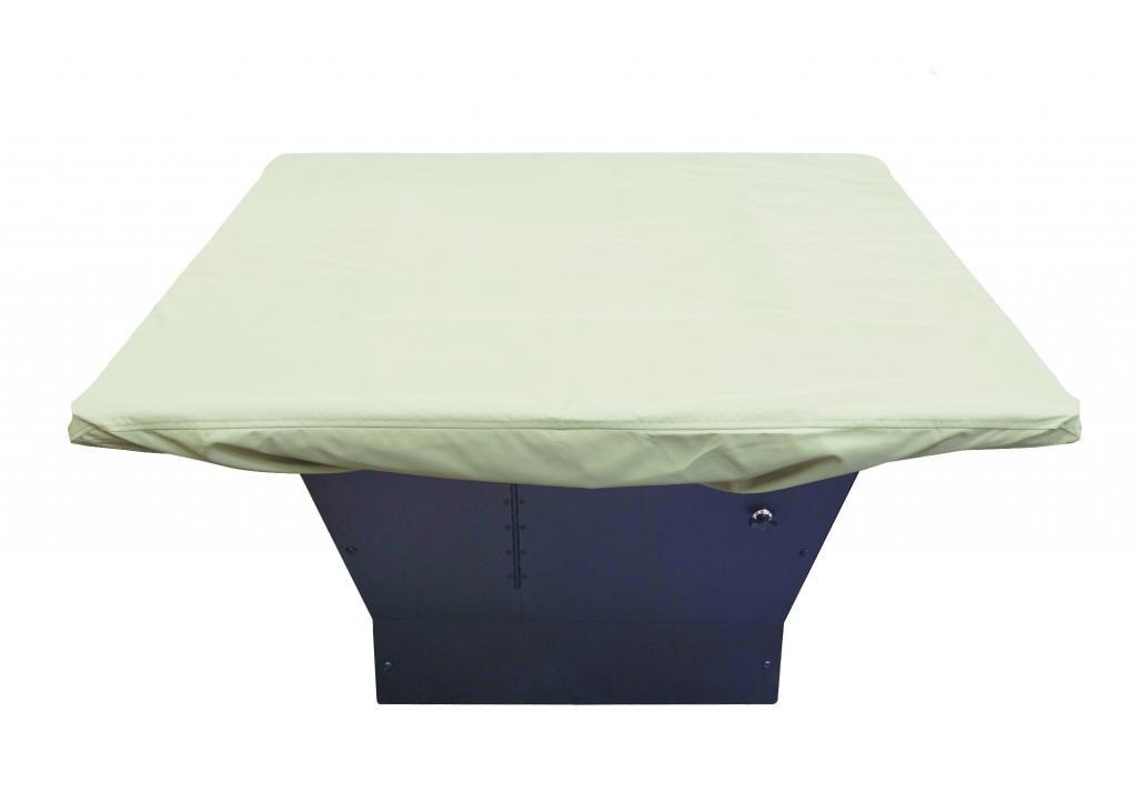 Treasure Garden Protective Patio Furniture Cover CP932-42 to 48'' Square Firepit Cover by Treasure Garden
