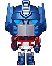 Funko Pop Retro Toys: Transformers - Optimus Prime #22
