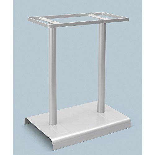 Savic Toledo 50 Bird Cage Stand (21x10x26 inch) (Silver) by Savic