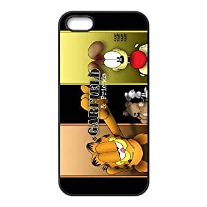 iPhone 5,5S Cell Phone Case Black GARF IELD NF9465660