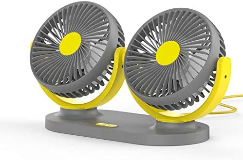 Gunnia Fan del Coche de HMM, Ventilador de enfriamiento automático ...