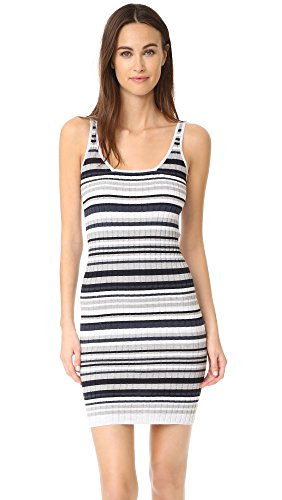 Autumn Cashmere Women's Striped Rib Dres - Striped Dungarees Shopping Results
