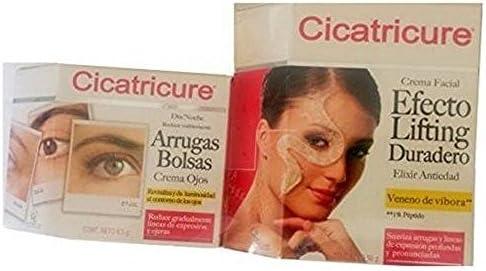 Amazon.com : Cicatricure Set Completo (Una Caja Arrugas ...