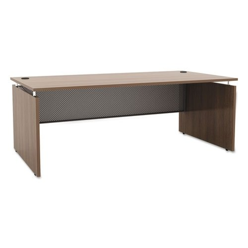 Series Straight Front Desk Shell - ALESE217236WA - Alera Sedina Series Straight Front Desk Shell