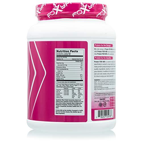 Buy protein powder brands for women