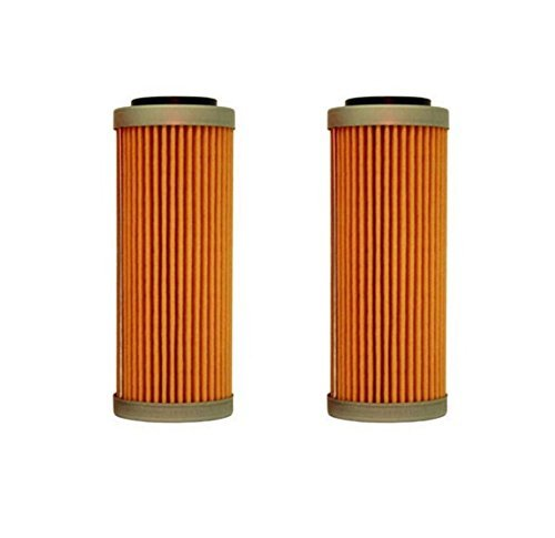 NEW OEM KTM OIL FILTERS 2 PACK 350 400 450 500 530 EXC-F SX-F XC-F XCF-W FACT. ED 2008-2017 2X 77338005100 Ktm Exc 2009