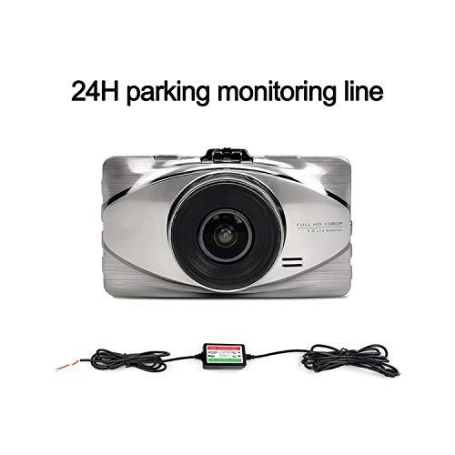 1080P Car Dash Camera Recorder 170 Degree Super Wide Angle Cameras, 3.0