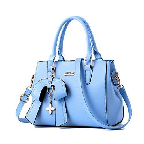 Strap bandoulière Totes Blue Size One Blue Femmes Dark à Sac Main HwUSnHqr