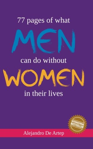 77 pages of what men can do without women in their lives pdf epub