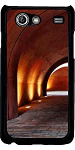 Funda para Samsung Galaxy S Advance (i9070) - Pasaje by Helsch1957