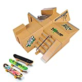 Skate Park Kit, Hometall 8PCS Skate Park Kit Ramp