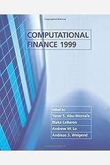 Computational Finance 1999 Paperback