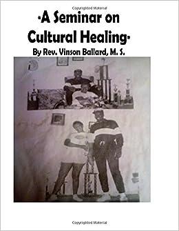 Book A Seminar on Cultural Healing