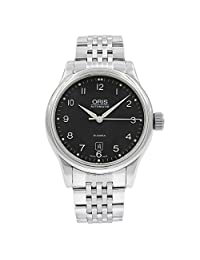 Oris Classic Date Automatic-self-Wind Male Watch 733-7594-4094 (Certified Pre-Owned)