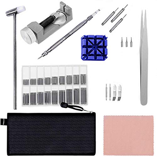 Watch Band Tool Kit,Multi-function Watch Repair Tools and Watch Band Link Removal Tool from Kasmena