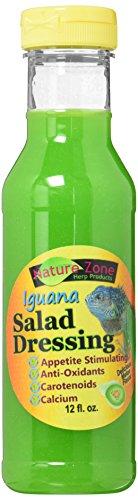Nature Zone Salad Dressings Iguana Salad, 12 Oz (Spray Reptile Calcium)