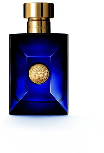 (VERSACE Pour Homme Dylan Blue for Men Eau De Toilette Spray, 1.7 Ounce)