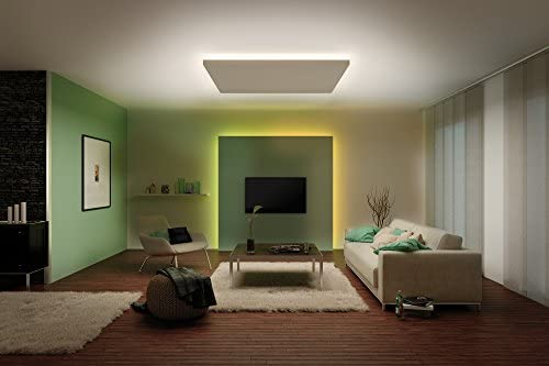 Paulmann 706.28 Function MaxLED RGBW Basisset 3m 36W 230/24V 60VA Silber 70628 LED Lichtband Lichtstreifen Lichtschlauch