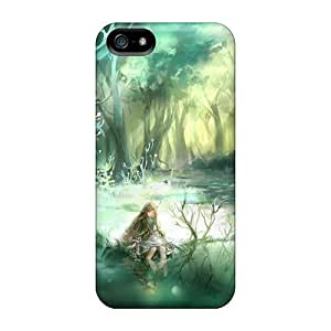 Tpu StarFisher Shockproof Scratcheproof Pixiv Fantasia Hard Case Cover For Iphone 5/5s hjbrhga1544