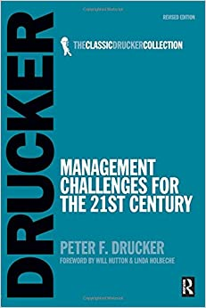 Book Management Challenges for the 21st Century (Classic Drucker Collection)