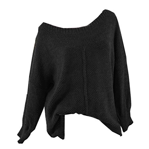 solid loose sweater knit wrap