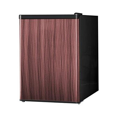 Price comparison product image Midea WHS-87LWD1 2.4 Cubic Foot Black with Wood Like Linish Single Door Compact Refrigerator